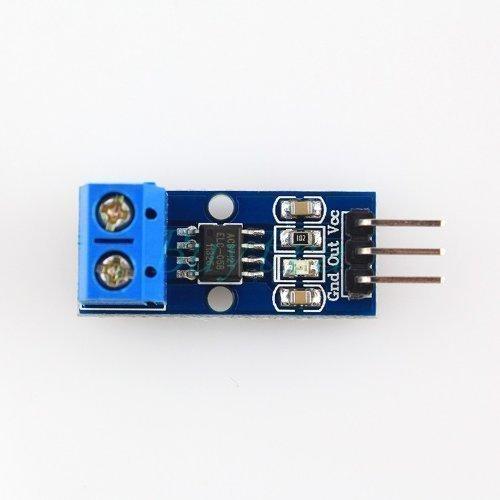 Gamme de 5A Courant Sensor Module ACS712 Module US07 JR
