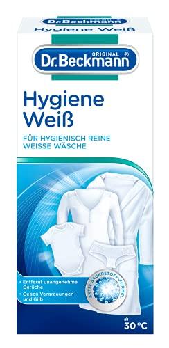 Dr. Beckmann Wäsche Hygiene Weiß   Für Hygienisch Reine & Strahlend Weiße Wäsche (500 G)