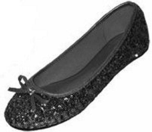 Top 10 best selling list for black sequin flat shoes