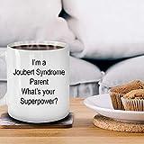 NA Padre de Conciencia del síndrome de Joubert ¿Cuál es su Superpotencia? La Taza de café de cerámica es un Gran Regalo