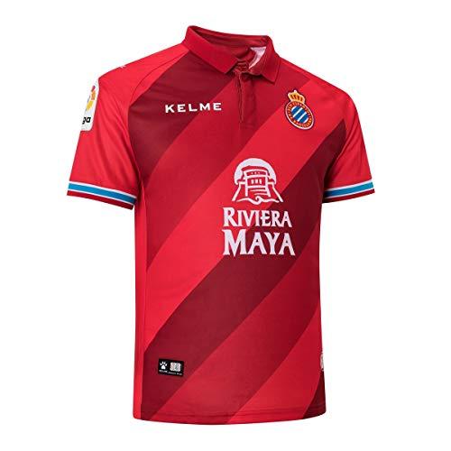 KELME - Camiseta 2ª Equipacion 18/19 R.c.d. Espanyol