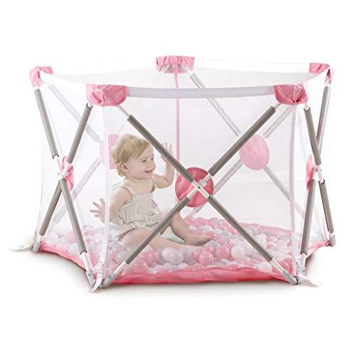 Weq Kinder Hek Indoor Beschermende Hek Kinderveiligheid Hek Indoor Speeltuin Kinderen Peuter Hek, Klein Appartement Exclusieve