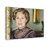 TV Downton Abbey Leinwand Poster Schlafzimmer Dekor Sport