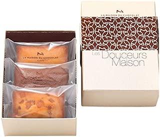 メゾンデュショコラ La Maison du Chocolat フィナンシェ 1箱(3個入り) フィナンシエ ギフト 贈り物 ご進物