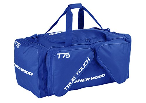 Sherwood Eishockeytasche True Touch T 75 Carry Bag, Blau, 102 x 41 x 41 cm, 172 Liter