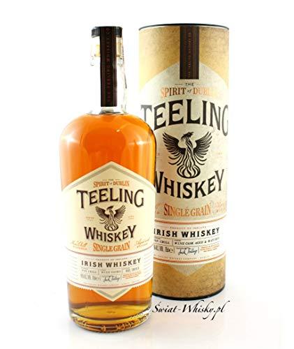 Teeling Single Grain Irish Whisky, 1er Pack (1 x 700 ml)