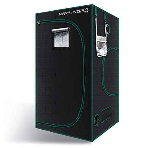 Secret Jardin Hydro Shoot 40 Growbox 40x40x120cm Grow-room Zelt Grow für NDL ESL