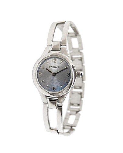 FABIANI Damen Armbanduhr Edelstahl 3651