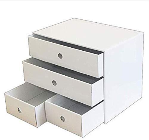 Bestand Kasten Office Desktop Lade Type File Manager Kantoorkast 3 Lagen A4 Papier Datakabinet Opbergdoos Opslag Thuis Kantoor Meubels Opbergdoos