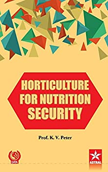 Hardcover Horticulture for Nutrition Security Book