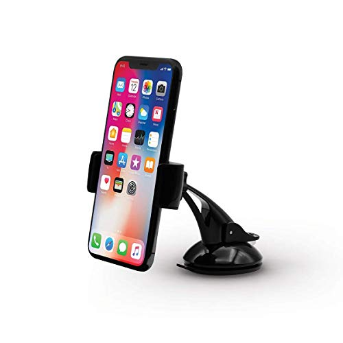 Philips Soporte para teléfono móvil, Color Negro