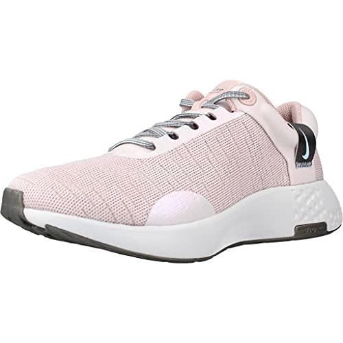 Nike Renew Serenity Run Premium, Zapatillas Deportivas Mujer, Barely Rose Hydrogen Blue Pink Oxford, 38.5 EU
