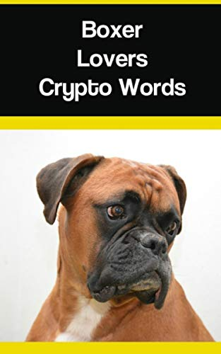 Boxer Lovers Crypto Words