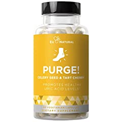 JOINT COMFORT & DETOXIFICATION – Promote healthy uric acid levels and maintain proper balance. You can have the confidence that every capsule has the strength and potency that you are looking for in a product. MADE IN THE USA – We blend all our produ...