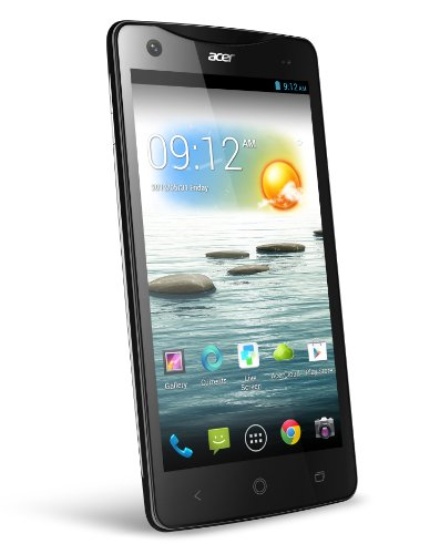 Acer Liquid S1 Smartphone (14,5 cm (5,7 Zoll) Touchscreen, Cortex A7, Quad-Core, 1,5GHz, 1GB RAM, 8 Megapixel Kamera, Dual-SIM, Android 4.2)