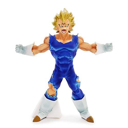 Banpresto 604727Scultures Dragon Ball Z, bos- maijin Vegeta Action Figur, 17cm