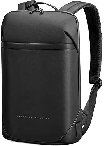 VGOAL Super Slim Laptop Backpack 15 6 Inch Anti Theft Backpack with USB Charging Port Waterproof product image