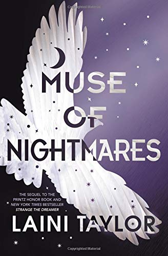 Image of Muse of Nightmares (Strange the Dreamer (2))