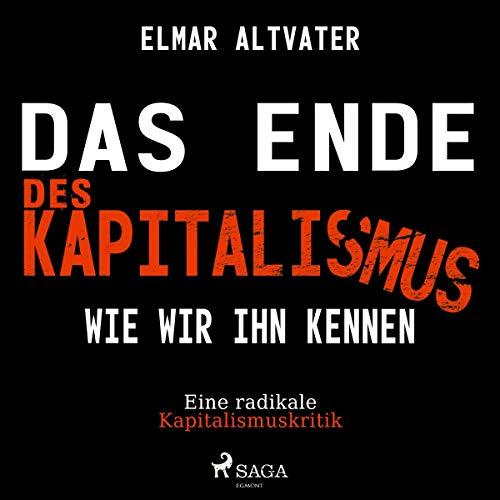 Das Ende des Kapitalismus wie wir ihn kennen Titelbild
