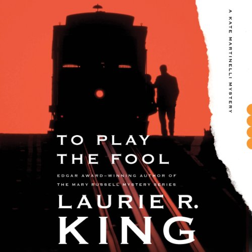 To Play the Fool audiobook cover art