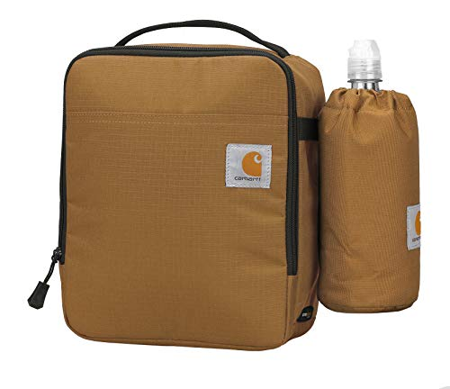 Carhartt Cargo Series Hook-N-Haul Insulated Cooler Bag, Carhartt Brown