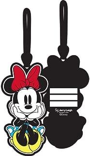 Disney Minnie Mouse Sitting Luggage Tag
