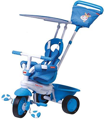 Fisher Price-Fisher-Price-Fp1460633-Elite-3 en 1-Bleu, FP1460633
