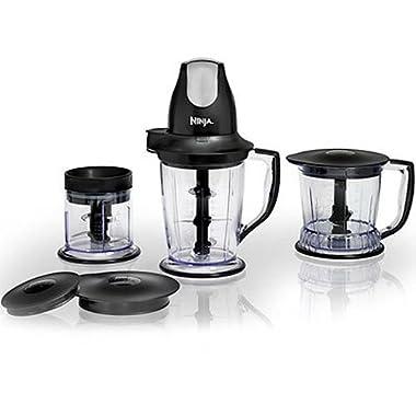 Ninja Master Prep Professional Chopper, Blender, Food Processor (QB1004)