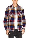Photo de Lee Lee Rider Shirt, Chemise Casual coupe droite Col À Boutons Manches Longues Homme, Écru (Blueprint Lh), Large