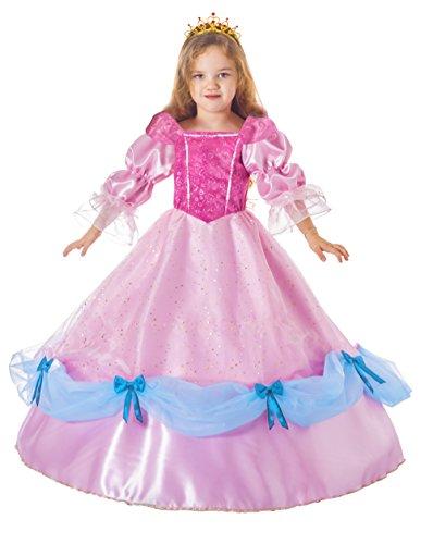 Ciao- Principessa Sissi La Giovane Imperatrice Costume Bambina (4-6 Anni) Carnevale, 11195.4-6