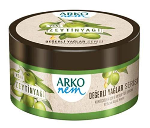 Arko nem Crema de Oliva 250ml (2 piezas de oferta)