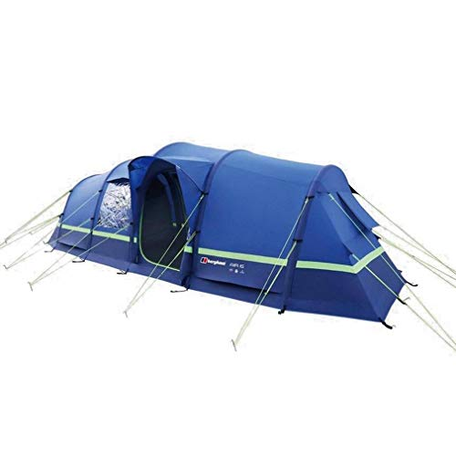 Berghaus Air 6 Tent, Blue, One Size