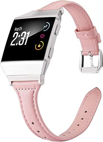 Gransho Bracelete de Borracha de Silicone Com Bracelete compatível com Fitbit Ionic, Bracelete de Substituição Impermeável (Pattern 2)