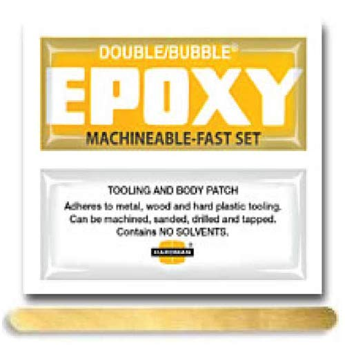 Hardman Double Animer and price revision Bubble Yellow Machinable Packs #04002 10 Max 42% OFF Epoxy