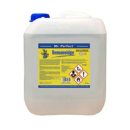 Mr. Perfect Detergente per freni, 5litri