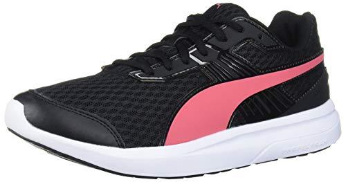 PUMA Escaper Pro, Deportivas. Unisex Adulto, Black Calypso Coral Zapatillas de Deporte, Color Blanco, 39 EU