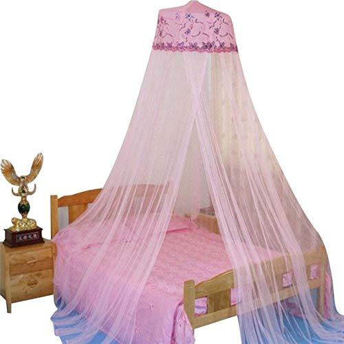 Miougioewq - Mosquitera para cama (4 puertas), B: 70 x 290 cm., 190x210x240cm