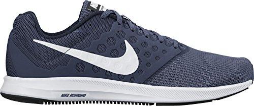 Nike Downshifter 7, Zapatillas de Running para Hombre, Azul (Midnight...