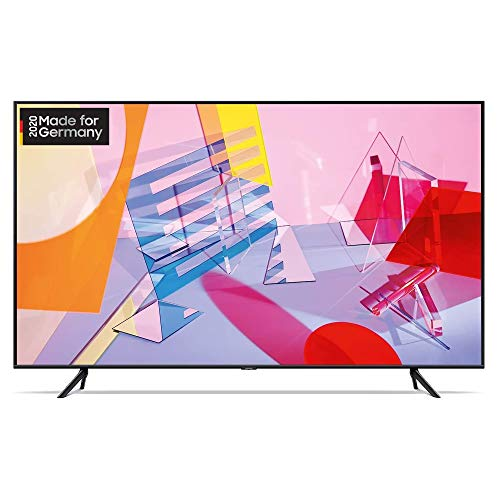 SAMSUNG GQ75Q60TGU 190,5 cm (75') 4K Ultra HD Smart TV WiFi Negro GQ75Q60TGU, 190,5 cm (75'), 3840 x 2160 Pixeles, QLED, Smart TV, WiFi, Negro