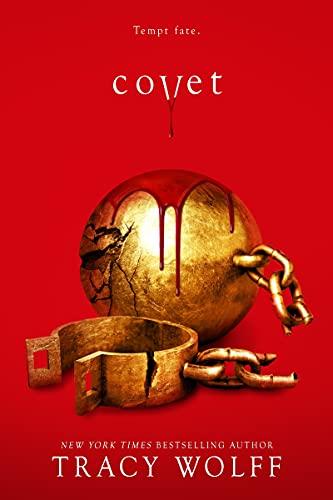 Covet (Crave, Band 3)