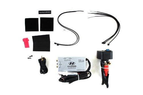 Genuine Hyundai Accessories U8550-00100 Auxiliary Audio Jack for Hyundai Veracruz