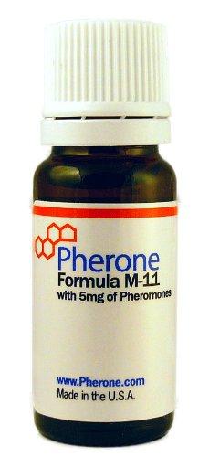 Profumo ai Feromoni per Uomo Pherone Formula M-11, Formulato per Attrarre le Donne, con Puri Ferormoni Umani