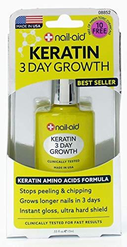 Tratamiento Uñas Crecimiento marca Nail-Aid