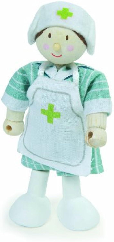Le Toy Van Nurse Betty Budkins Doll