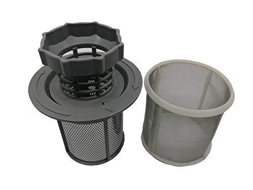 Filtro para lavavajillas compatible con 427903, 175712 y 170740 - Micro Filtro de Malla para Lavavajillas