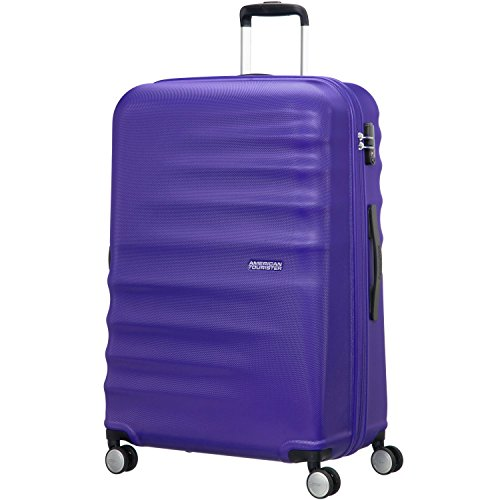 Trolley American Tourister Wavebreaker 4 Ruote colore Nautical Blue Misura 77 cm