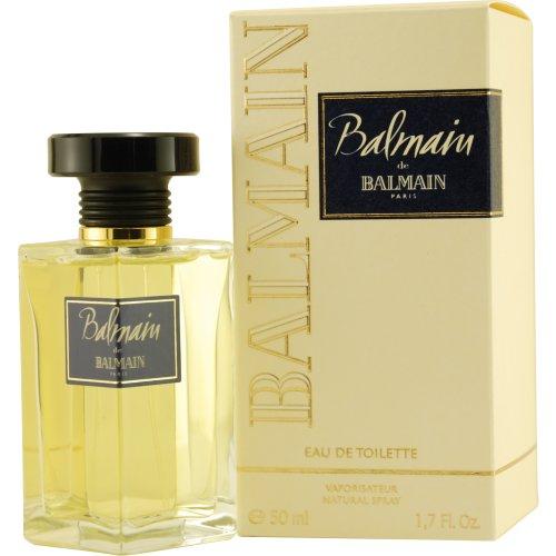 DE Balmain Eau De Toilette Spray for Women by Pierre Balmain, 1.7 Ounce by Pierre Balmain