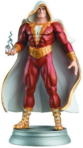 DC SUPERHERO CHESS FIGURINE COLLECTION MAGAZINE  51 SHAZAM Weiß PAWN by Eaglemoss Publications