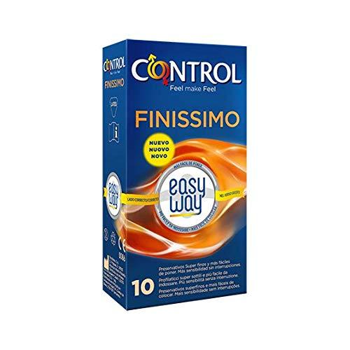 Control Finissimo Easy Way Preservativos - Pack de 10