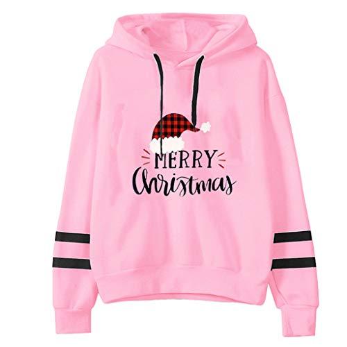Auifor capuchon met lange mouwen voor vrouwen pullover met capuchon tops warme hoodie outerwear print patroon sweatshirt casual sweatjas met tas